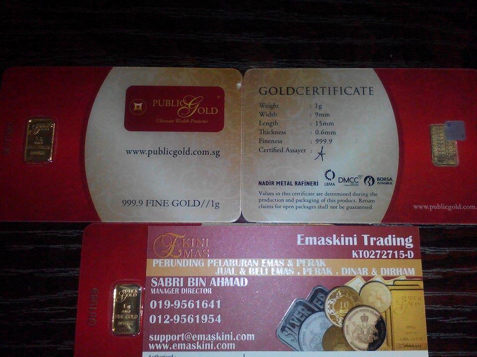 emas public gold 1 gram