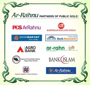 arrahnu of public gold
