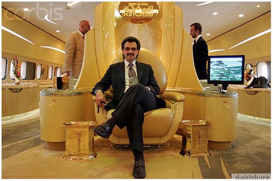 orang kaya emas