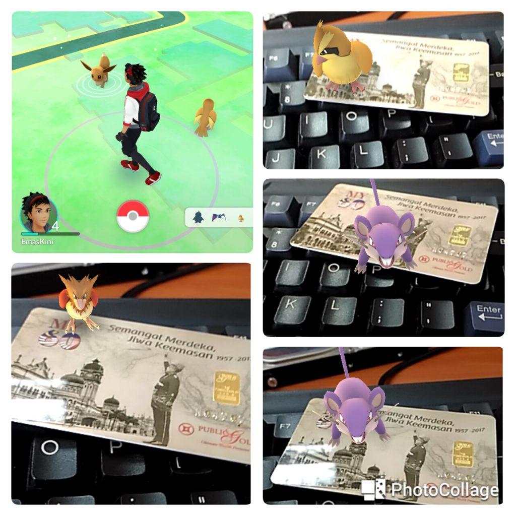 pokemon go emaskini